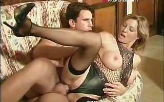 Colette Sigma - Lets Daughter's Boyfriend Fuck Her In The Ass