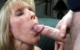 Swallowing An Eager Doper