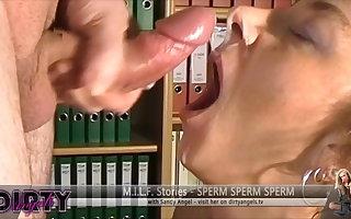 M.I.L.F. Stories - Sperm Sperm Sperm