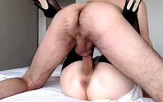 Big Cock as follows Petite MILF