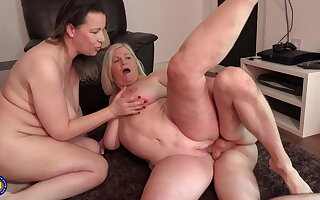 Best of of age porn with busty moms